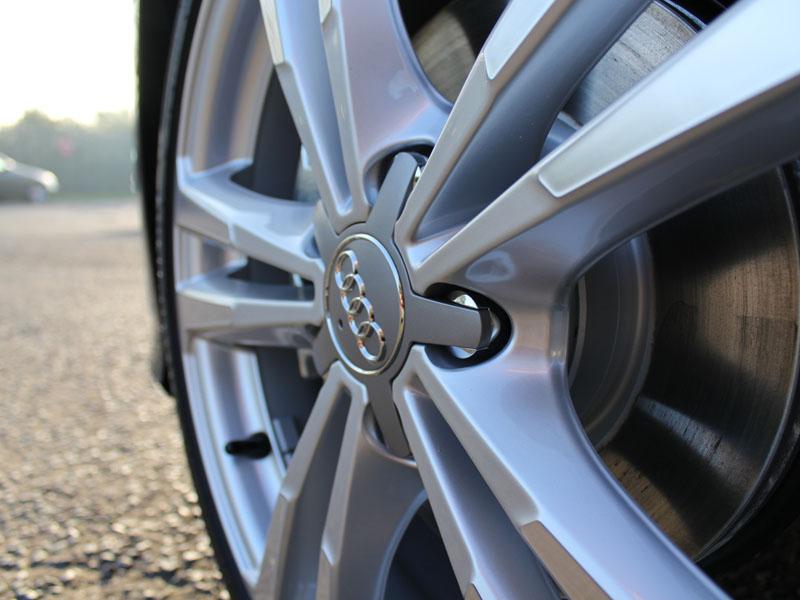 Audi A3 Sportback 2.0 TDi S-Line - Gtechniq C5 Alloy Wheel Armour