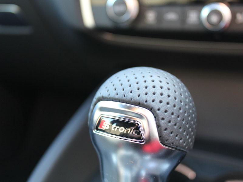 Audi A3 Sportback 2.0 TDi S-Line - Gtechniq L1 Leather Coat