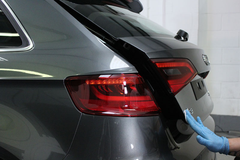 Audi A3 Sportback 2.0 TDi S-Line - Nanolex Cotton Applicator Pads