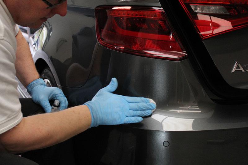Audi A3 Sportback 2.0 TDi S-Line - Crystal Serum Professional Hybrid 9H Coating