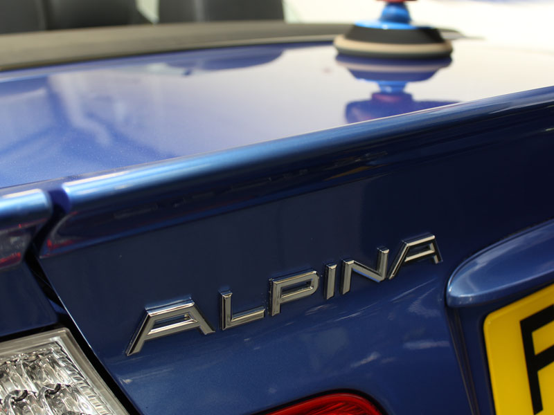 BMW Alpina B3S Cabriolet (E46) Limited Edition - Aqua Gleam 0ppm De-ionising Water Filter