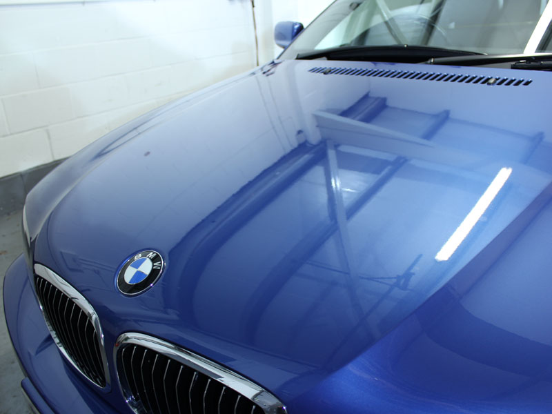 BMW Alpina B3S Cabriolet (E46) Limited Edition - Gtechniq EXO v2 & C1 Crystal Lacquer + Kit