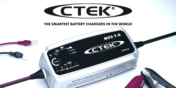 Ctek Car Battery Chargers Conditioners Charging Matters Uf
