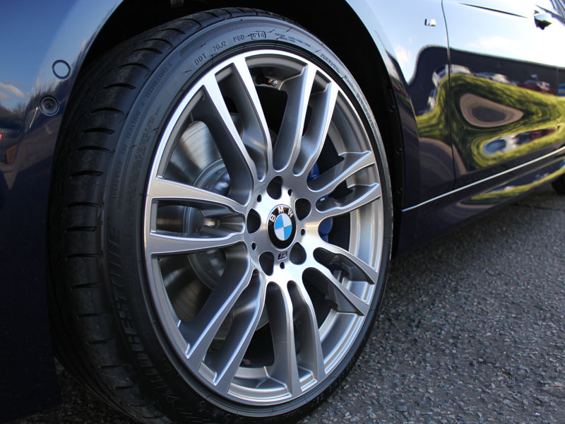BMW 335d xDrive M-Sport Touring - New Car Protection